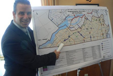 Plus de 39 millions $ pour les routes de la circonscription de Huntingdon