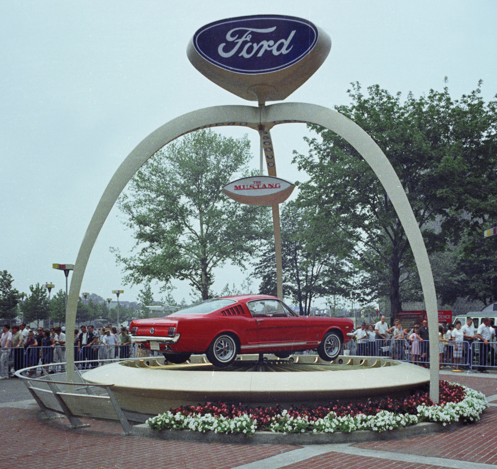 17 avril 1964 – Lancement de la Ford Mustang